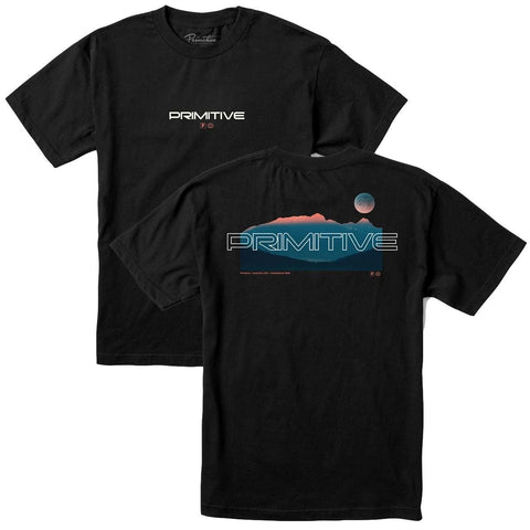 Primitive Dusk Tee Black