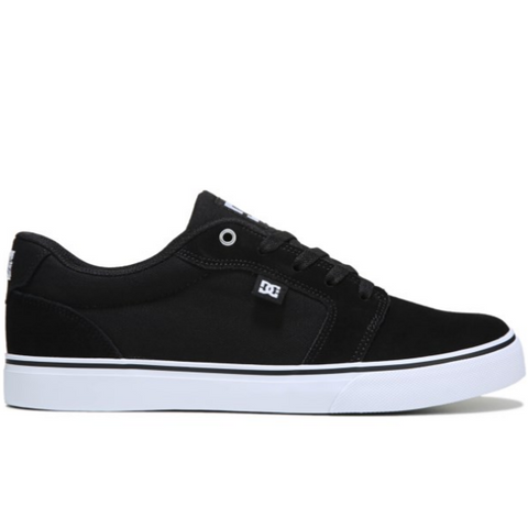 DC Anvil Shoe Black/White/Black