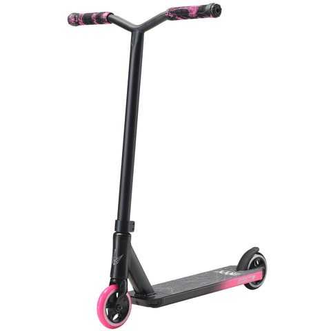 Envy One Series 3 Complete Scooter Black / Pink