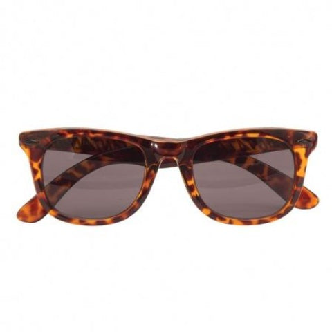 Santa Cruz Strip Shades Sunglasses Tortoise