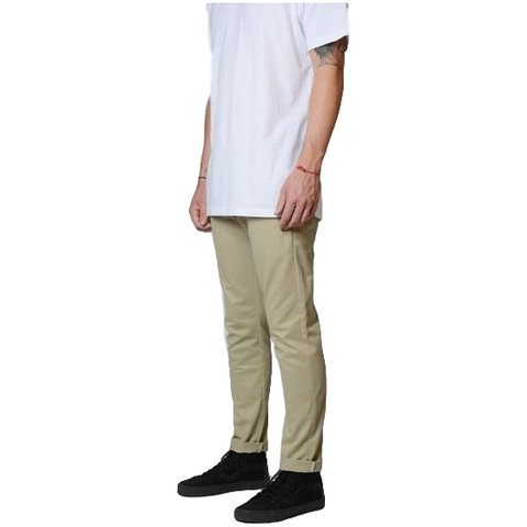 Dickies 811 Skinny Straight Work Pants Khaki