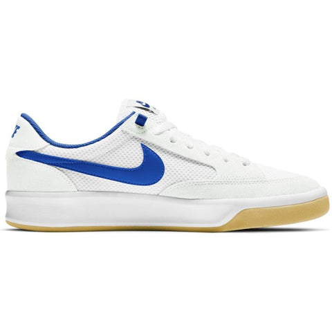 Nike SB Adversary Summit White / Hyper Royal