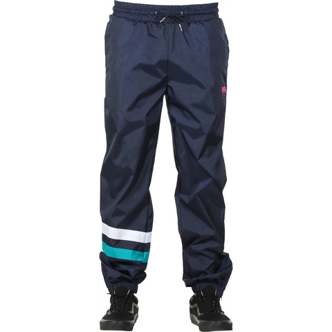 DGK Swishy South Beach Pant Navy