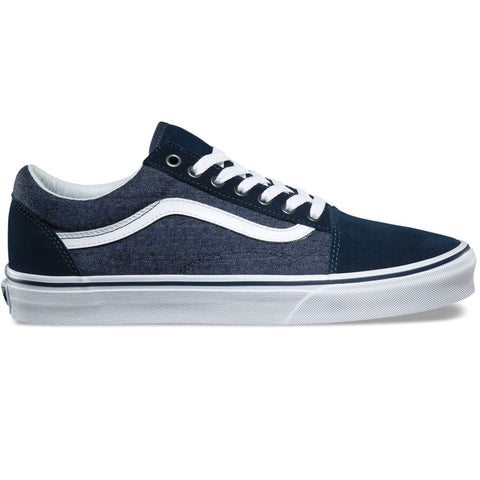 Vans Old Skool (Suede) Suiting / Dress Blues