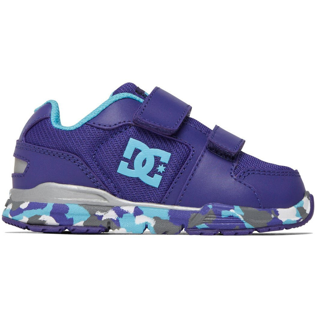 DC Forter V Toddler Plum/Blue
