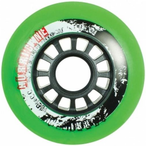 Powerslide Hurricane Green 4 Pack