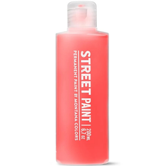 Street Paint Refill - 200ml Madrid Red