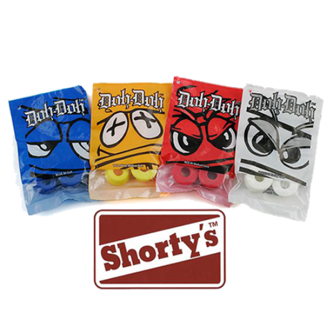 Shortys Doh Doh Bushing Pack