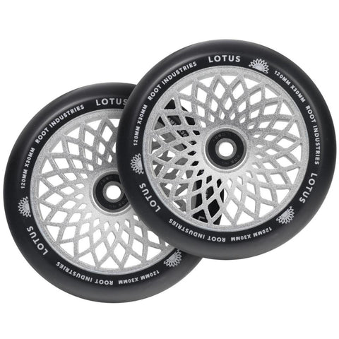 Root Industries Lotus Wheels 110mm Raw 2-Pack
