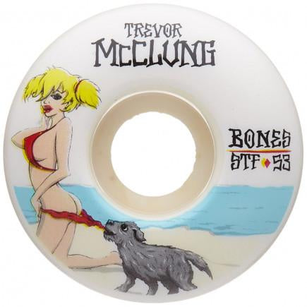 Bones STF Mclung Good Boy Wheels 53mm / 103a