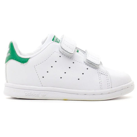 Adidas Stan Smith CF Toddler White/Green
