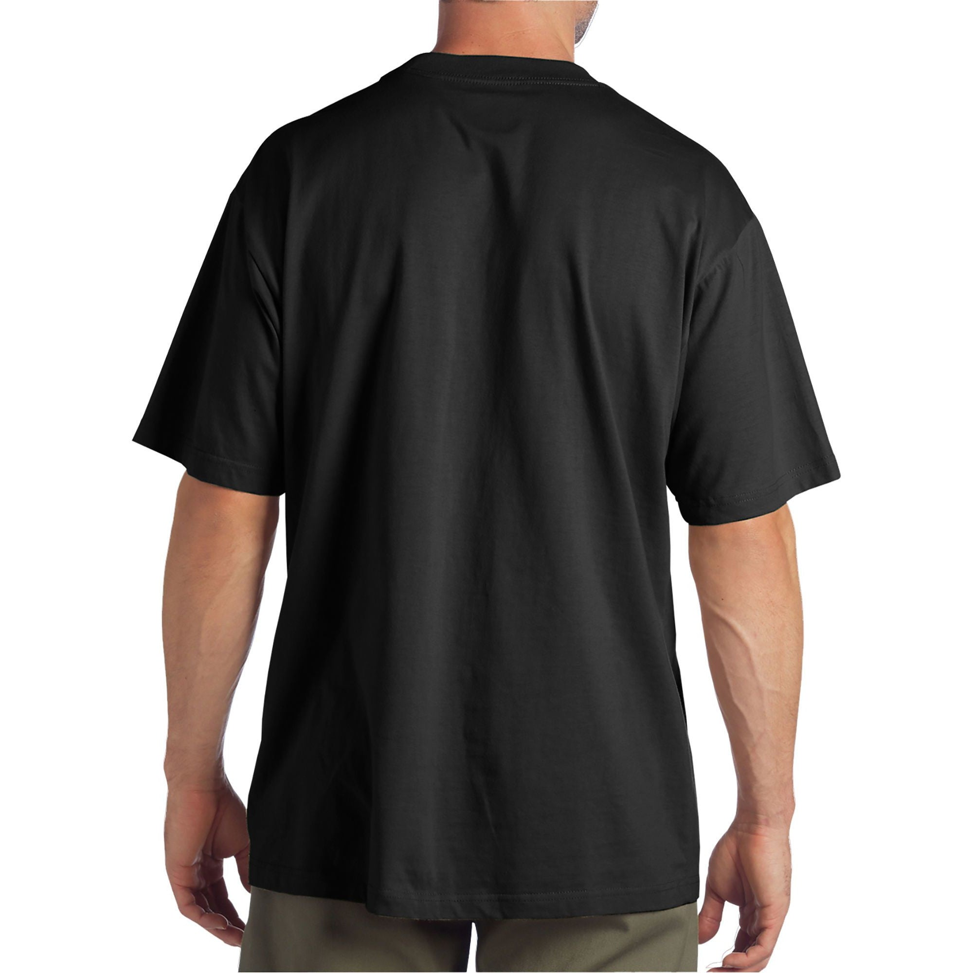 Dickies Plain Tee Two Pack Black