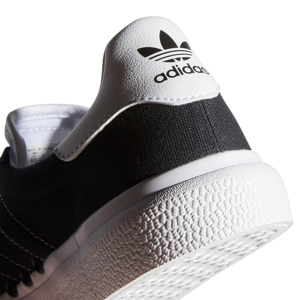 Adidas Skateboarding 3MC Black/White/Black