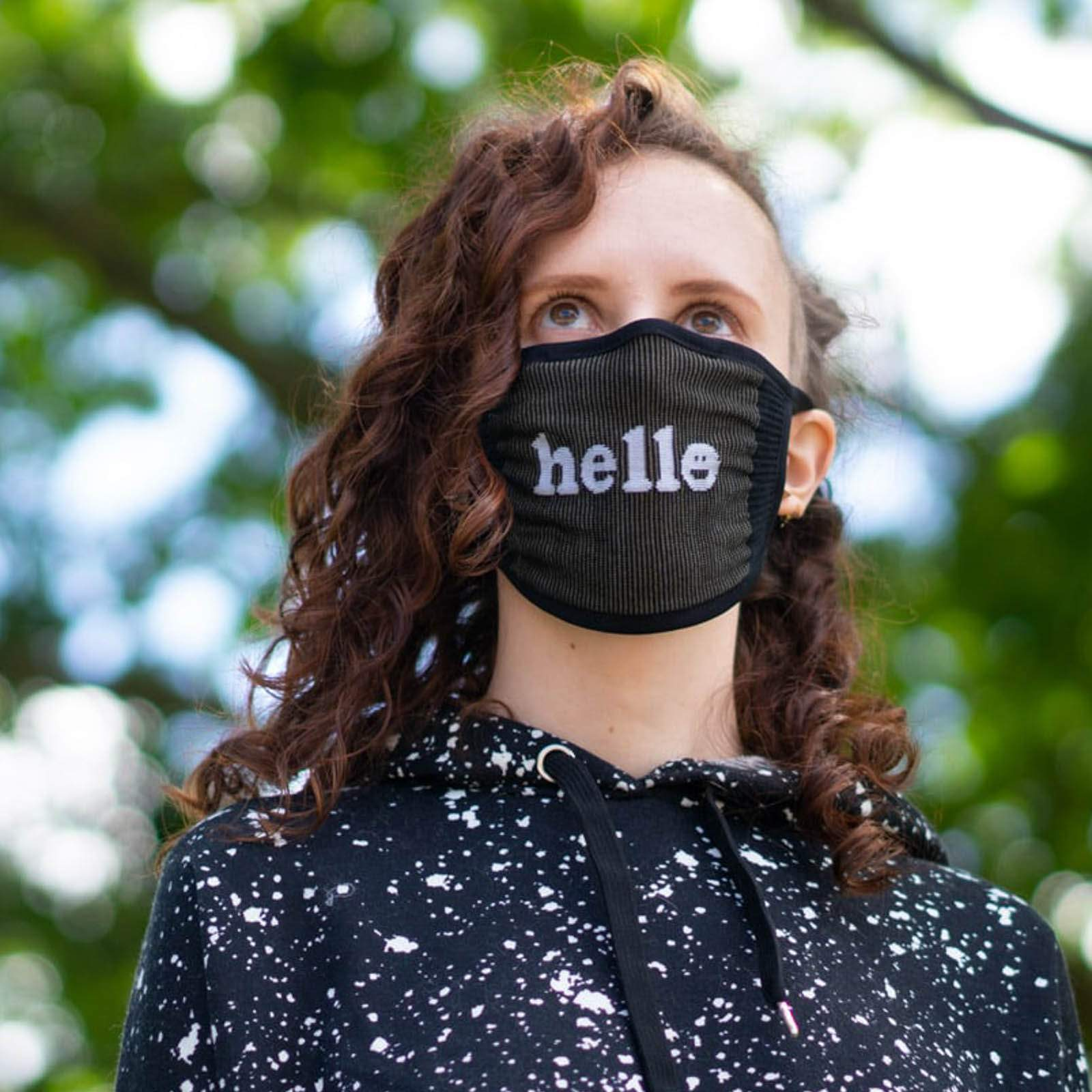 Sock it to Me You had me at Hello Reusable Kids Face Masks