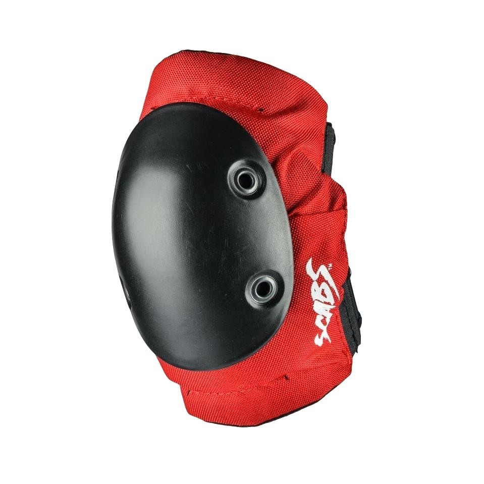 Smith Scabs Elite Elbow Pad Red