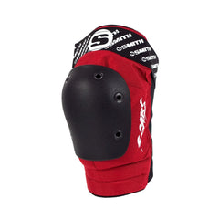 Smith Scabs Elite Knee Pad Red