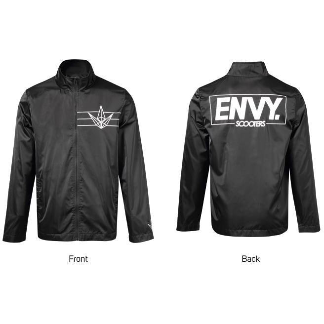 Envy Logo Jacket Black