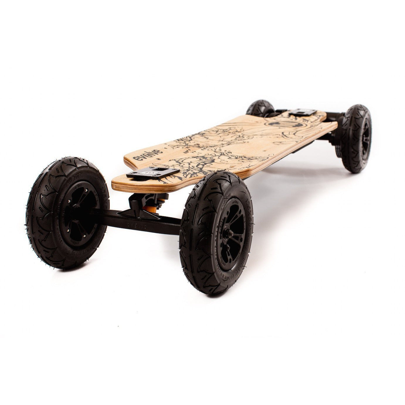 Evolve GT Bamboo All-Terrain Electric Skateboard