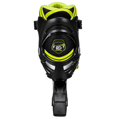 RDS Aerio Q80X Black/Yellow Mens Inline Skates