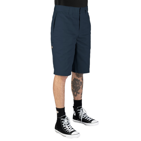 Dickies 131 Slim Straight Short Navy