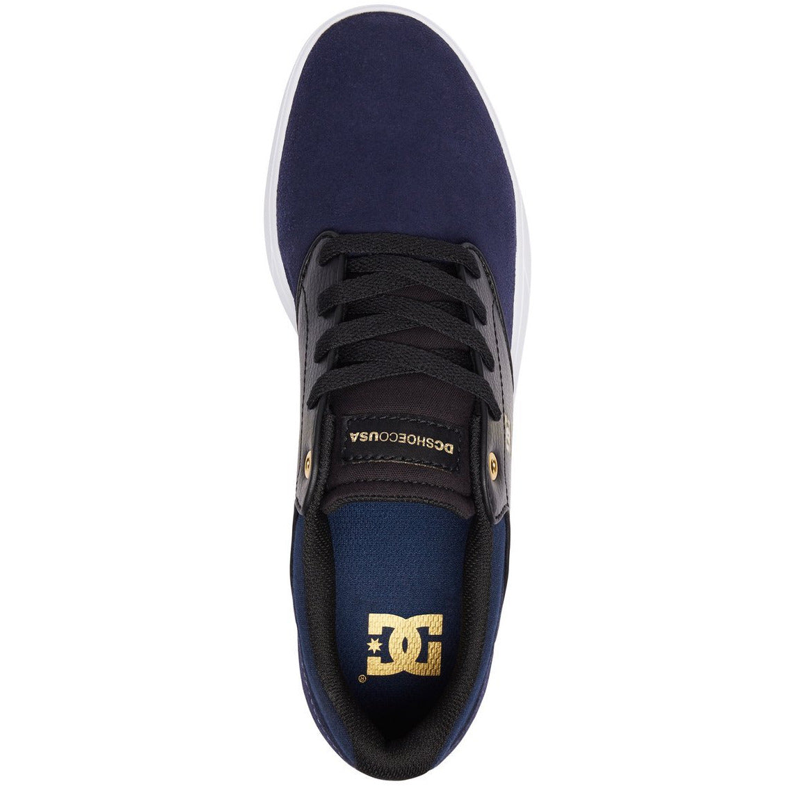 DC Visalia Navy/Black