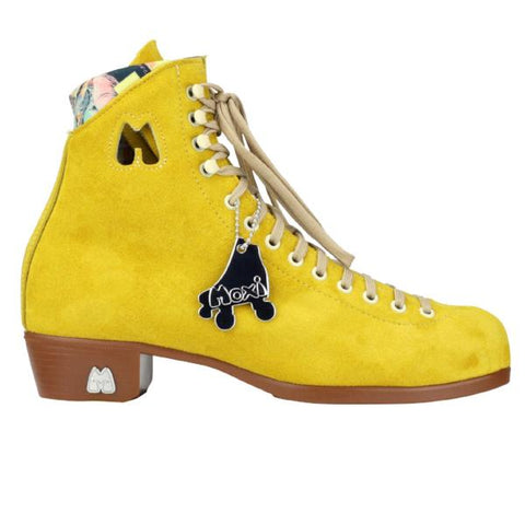 Moxi Lolly Pineapple Yellow Boots