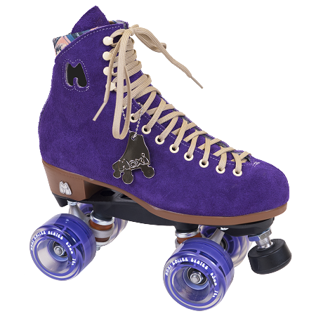 Moxi Lolly Skate Taffy Purple (w Nylon Thrust)
