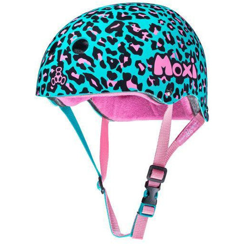 Triple 8 THE Certified Helmet SS Moxi Leopard