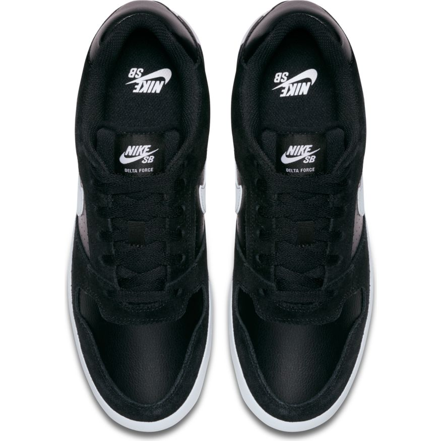 Nike SB Delta Force Vulc Black/White/Anthracite