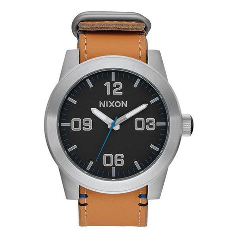 Nixon Corporal Watch Black/Natural