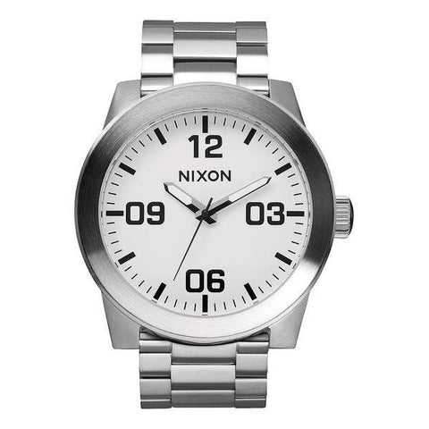 Nixon Corporal Watch White