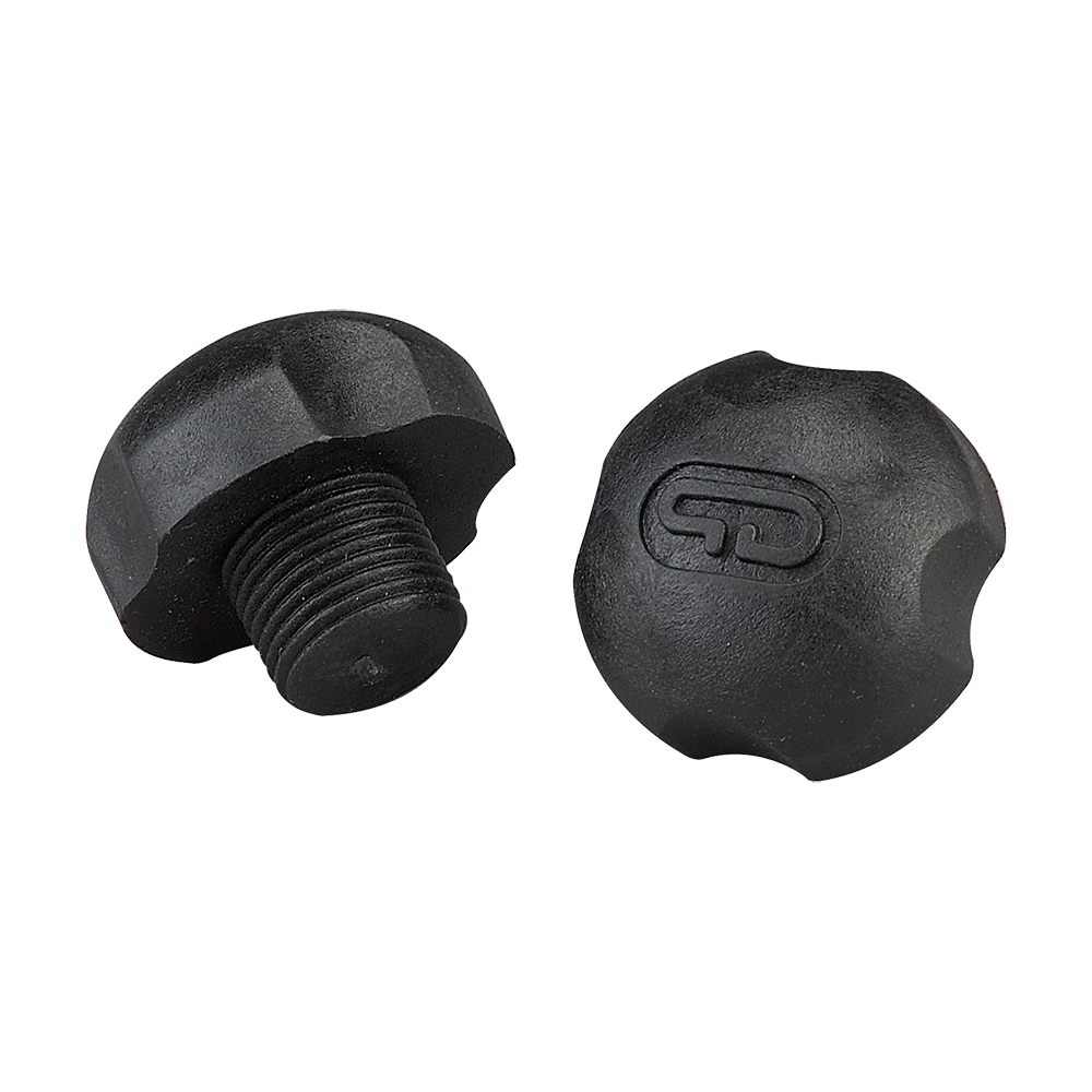 Powerdyne Jam Plugs Black Pair