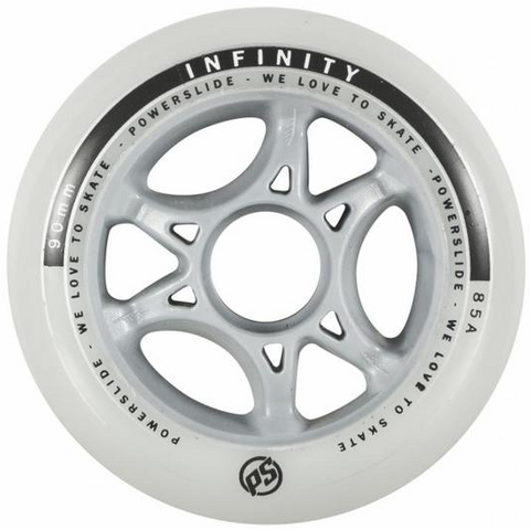 Powerslide Infinity II Wheels 4 Pack