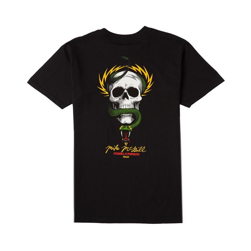 Powell Peralta Mike McGill Skull & Snake Tee Black