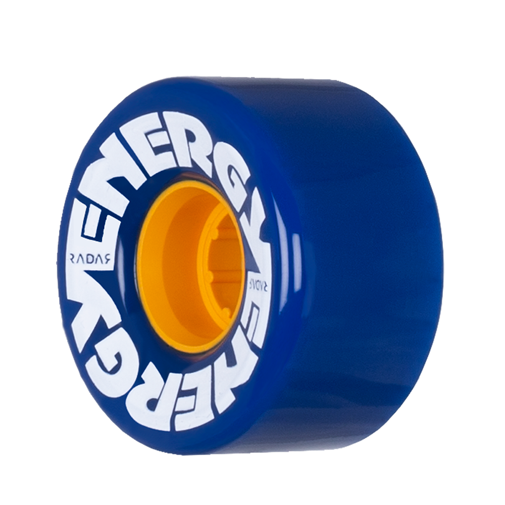 Radar Energy Wheels 57, 62 & 65mm 4 Pack