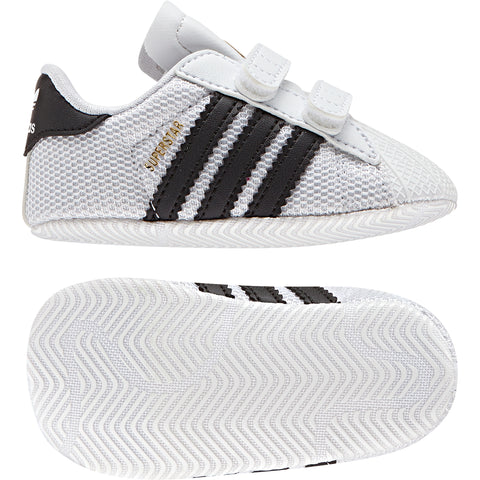 Adidas Superstar Crib White / Black / White