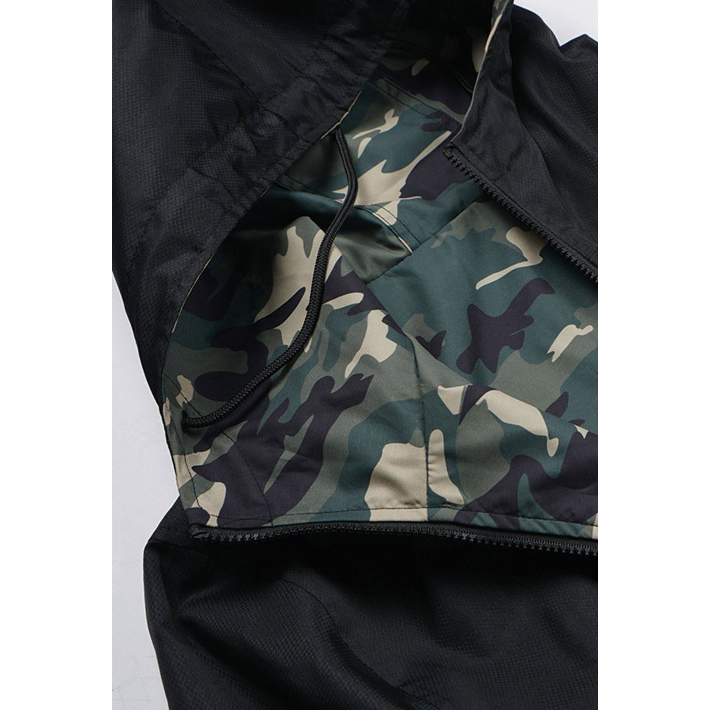 Santa Cruz Hedges Reversible Jacket Camo/Black