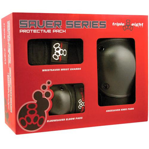 Triple 8 Tri Pack Saver Series - Boxed