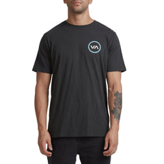 RVCA VA Mod Pirate Tee Black