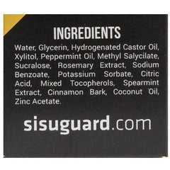 SISU Mouthgard Spray
