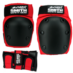 Smith Scabs Tri Pack Red