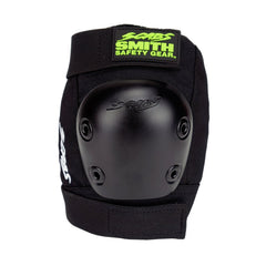 Smith Scabs Junior Pro Elbow Pad Black w Black Caps