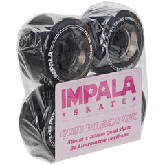 Impala Rollerskate Wheels 4-Pack 58mm 82a