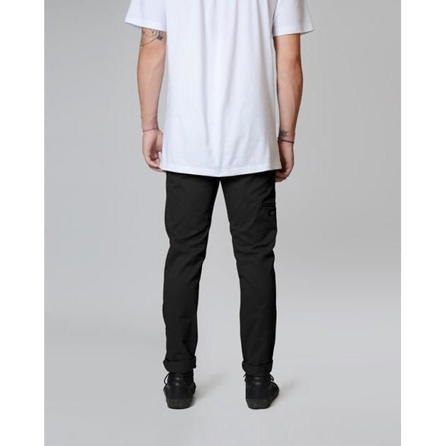 Dickies 811 Skinny Straight Work Pants Black