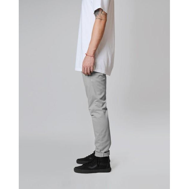 Dickies 811 Skinny Straight Work Pants Silver