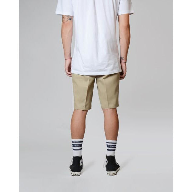 Dickies 872 Slim Fit Work Short Khaki