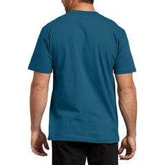 Dickies Heavyweight Crew SS Tee Fall Blue