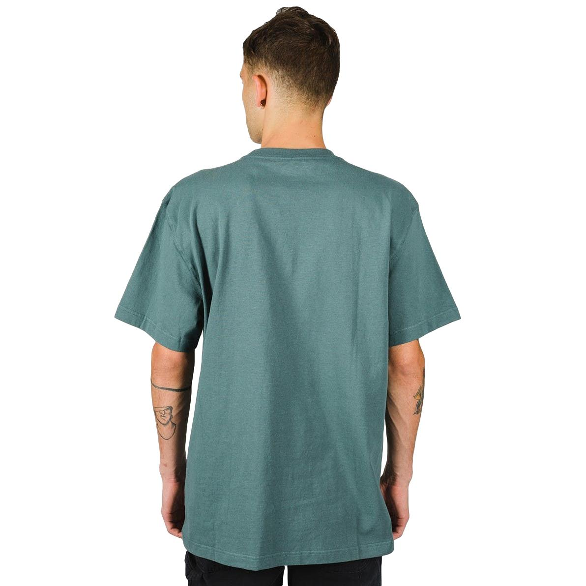 Dickies SS Heavyweight Crew Lincoln Green