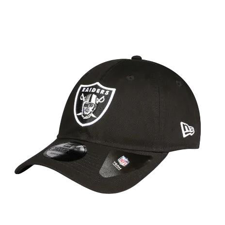 New Era Oakland Raiders 9Twenty Adjustable Strap Back Black