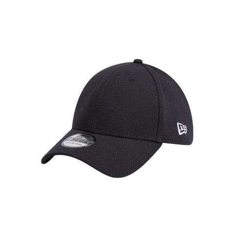New Era 39Thirty Blank Fitted Cap Navy